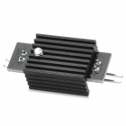 AMS1117 5.0V Linear Voltage Regulator w/ Heat Sink - Black + Silver