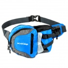 Coolchange Outdoor Multifunction Waist Bag / Message Bag - Blue