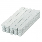 Nail Polish Stick Strip - Grey White (50 PCS)