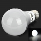KID KLB-C5-E E27 5W 300lm 6500K COB LED White Light Bulb - Silver + White