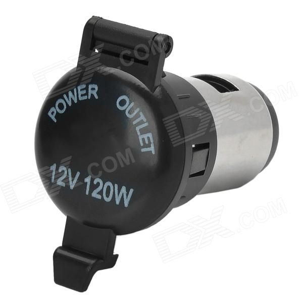 12V 120W Motorcycle / Car Power Socket Outlet thumbnail