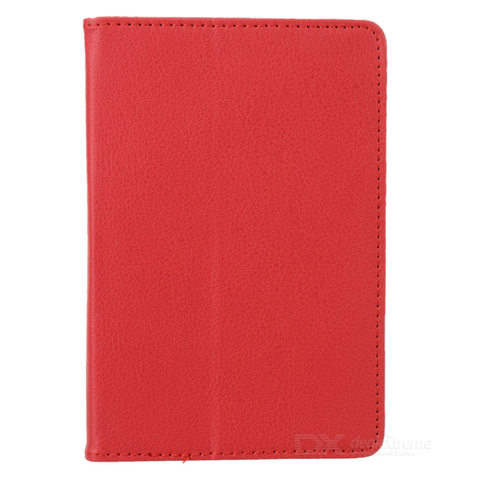 цены Protective Lichee Pattern PU Leather Case for 7
