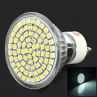 Lexing LX-008 GU10 4W 280lm 7000K 80-SMD 3528 Cold White Spotlight polttimo-Hopea