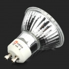 LeXing LX-008 GU10 4W 280lm 7000K 80-SMD 3528 Cold White Spotlight
