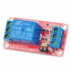 1 Channel 24V Relay Module - Red + Blue
