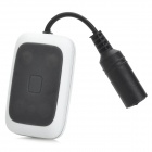 T-07 Swimming Waterproof Rechargeable MP3 Player - Black + White (8GB)