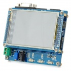 "NXP LPC11C14 Cortex-M0 Evaluation Development Board w/ 2.8"" Touch Panel Module - Blue"