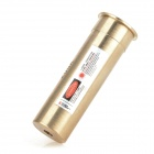 Brass Red Laser Bore Sighter for 20GA Caliber Gun - Golden (4 x AG13)