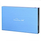 "Blueendless BS-U23M USB 3.0 2.5"" SATA HDD Enclosure - Blue"