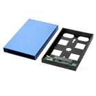 "azulendless USB 3.0 2.5"" SATA HDD recinto - azul"