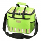 Outdoor Picnic Food Keeping Fresh Oxford Handbag / Shoulder Bag - Green