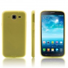ENKAY Protective Soft TPU Back Case Cover for Samsung Galaxy Mega 5.8 i9150 / i9152  - Yellow