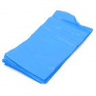 Outdoor Emergency Disposable Unisex Personal Urinal Bags - Blue (10 PCS)