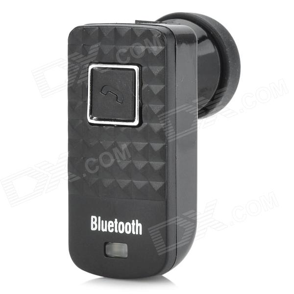 Q11 Wireless Bluetooth V2.0 Handsfree Headset - Black + Silver