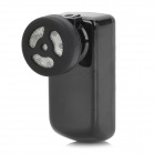 Wireless Bluetooth V2.0 Handsfree Headset - Black + Silver