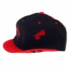 TIANFENG Fahion Trendy Baseball Cap Hat With Eyes - Black + Red
