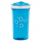 YooYee 410 Double Layers Heat Insulation Fashion Cup - Blue (300ml)