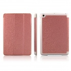 ENKAY ENK-3337 Protective PU Leather Case w/ Holder for Ipad MINI - Orange