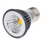 Ziyu ZY-COB-315 E27 3W 280LM 3000K COB LED Warm White Light Bulb Lamp - Black + White (85 ~ 265V)