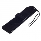 Alice A040-LB Advanced Nylon Guitar Wide Strap - Black