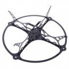 HJ HJ330 4-Axis Strong Frame for 3K Quadcopter UFO - Black