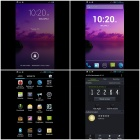 "vowney V5 MTK6589 Quad-Core Android 4.2.1 WCDMA Bar Phone w/ 5.0"" OGS, 1GB RAM, 4GB ROM, GPS"