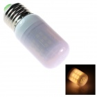 TZY T20 E27 3W 175lm 3500K 48-SMD 3528 LED Warm White Light Lamp Bulb - White (220~240V)