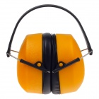 PROVIDE Noise Reduction Protection Earmuff - Yellow + Black