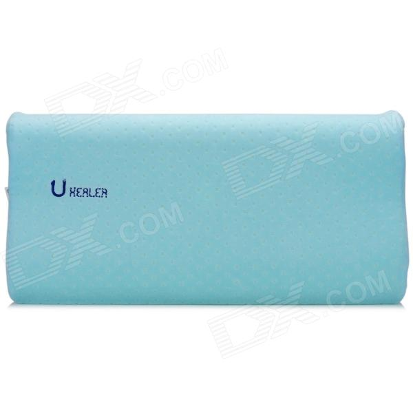 Uhealer L059 Memory Foam Pillow for Children - Blue single sided blue ccs foam pad by presta