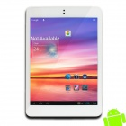 "CUBE U35GT2 7.9""IPS 1.6GHz Quad Core Android 4.1 Tablet PC w/ 2GB RAM, 16GB ROM, RK3188 - White"