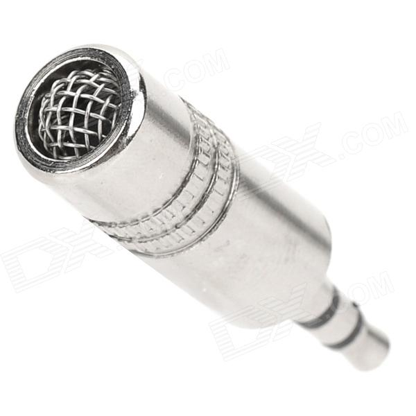 3.5mm Plug Microphone for Computer - Silver