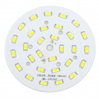 15W 1300lm 30 x SMD 5630 LED Round Warm White Light Emitter