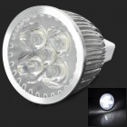 MR16 GX5.3 5W 420lm 5 x LED 6500K White Spotlight (12V)
