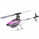 "WLtoys V94 4-CH 2.4G Radio Control R/C Helicopter w/ 3.0"" LCD 4-Model Remote Controller - Purple"