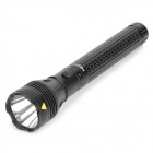 Forest Tiger SLH-H551-T6 Cree XM-L T6 800lm 5-Mode White Flashlight - Black (3 x 32650)