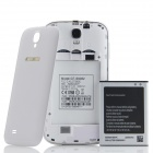 "S9082 Android 2.3.5 GSM Bar Phone w/ 5.0"" Capacitive Screen, Quad-Band, FM and Wi-Fi - White"