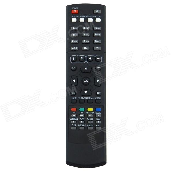 Remote Control for Skybox F3 / F4 / F5 Satellite Receiver - Black (2 x AAA)