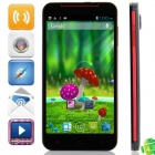 "Star S5 MTK6589T 1.5GHz Quad-Core Android 4.2.1 WCDMA Bar Phone w/ 5.0"" HD, 1GB RAM, 8GB ROM, GPS"