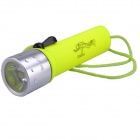 SingFire SF-603C XR-E Q5 110lm 2-Mode Waterproof Diving Flashlight (4 x AA)