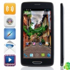 "Firefly V50 MTK6589 Quad-Core Android 4.2.1 WCDMA Bar Phone w/ 5.0"" HD, 1GB RAM, 4GB RAM,GPS - Black"