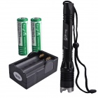SingFire SF-606 800lm 4-Mode Diving Waterproof Flashlight w/ Cree XM-L T6, Battery Charger (2x18650)