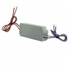 Waterproof 1A 24W Constant Voltage Power Source LED Driver - Grey (AC 100~240V)