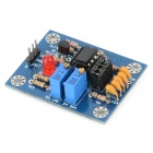 V91 Frequency / Duty Ratio Adjustable LM358 Rectangular Wave Signal Generation Module - Blue