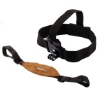 Stylish Headband for GoPro HERO3 / 3+ / HERO2 HD / SJ4000 - Black