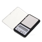 "Mini 1.2"" LCD Display Backlit Portable Digital Scale (100g / 0.01g)"