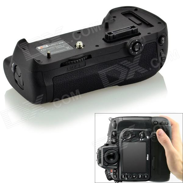 DSTE MB-D12 Multi Power Battery Grip for Nikon D800 / D800E / D810 Camera - Black pixel vertax d12 battery grip for nikon d800 black