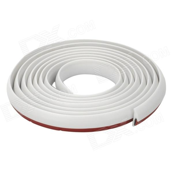 GC-360 Car Door Buffer Cable - White (160cm x 1.2cm)