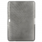 Protective TPU Back Case for Samsung Galaxy Tab P7500 / P7510 - Translucent Grey