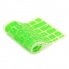 "Protective Silicone Keyboard Cover Skin Guard for MacBook Air 11.6"" - Green"