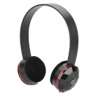 Ditmo DM-5400 Stereo Headset Headphone - Black + Red